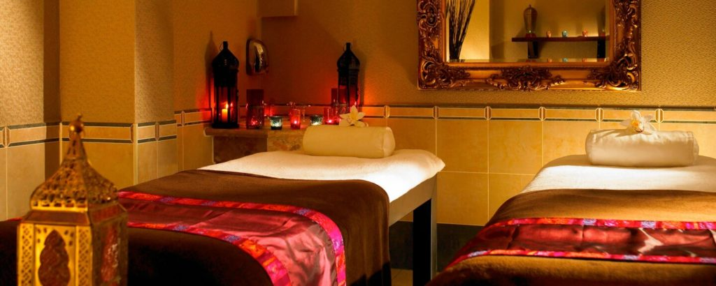 Spa Days Manchester - The Marriott Manchester Airport Hotel